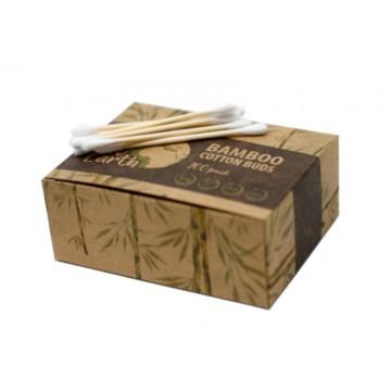 Cotton Fioc Bamboo