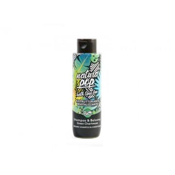 Shampoo Balsamo Bio Green...